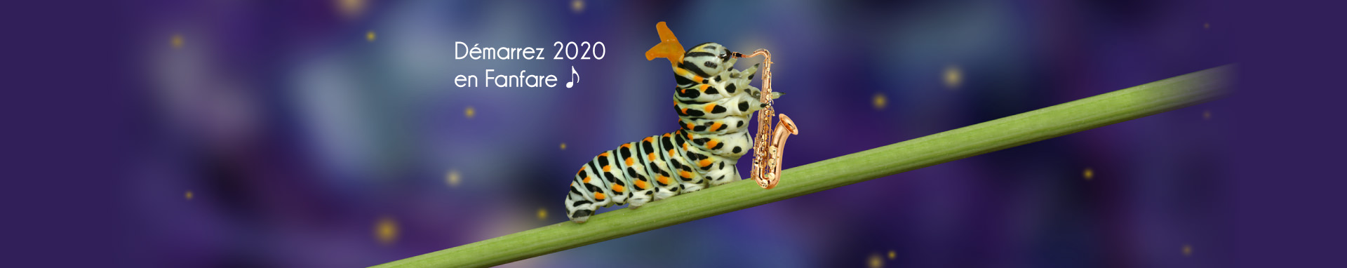 Blue note systems vous souhaite de bonnes fêtes et une heureuse année 2020 !