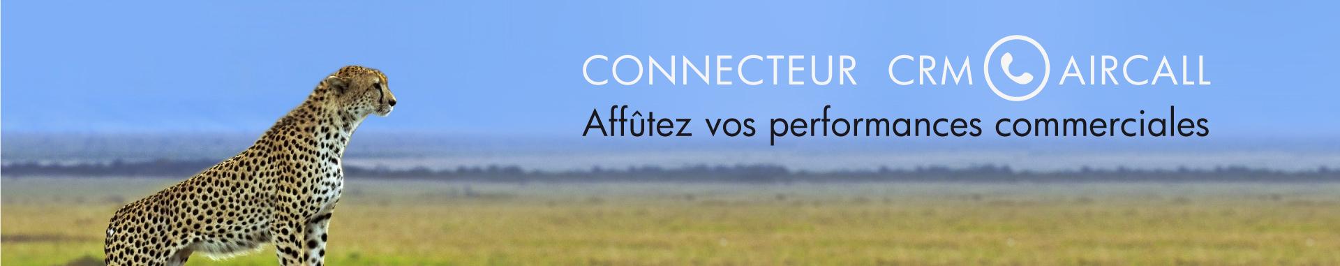 Connecteur CRM et Aircall