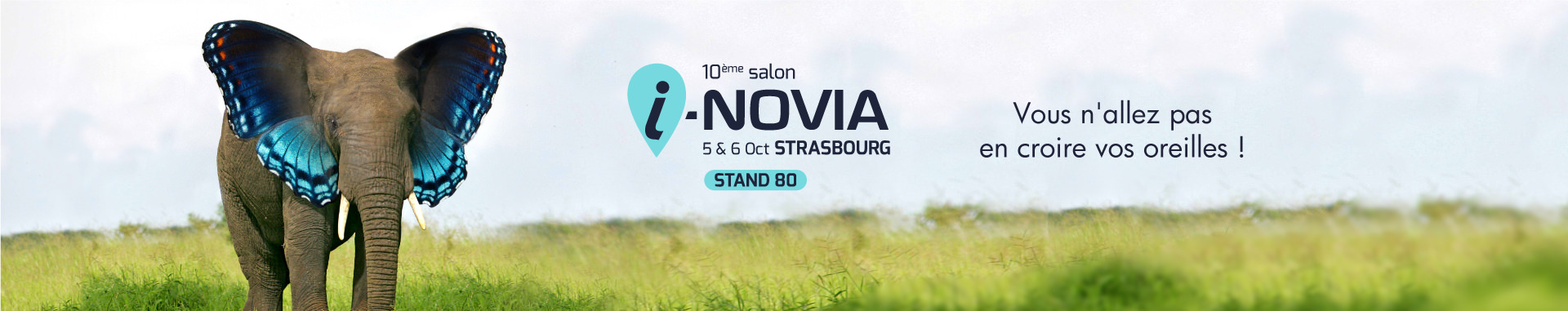 Blue note systems au Salon I-Novia