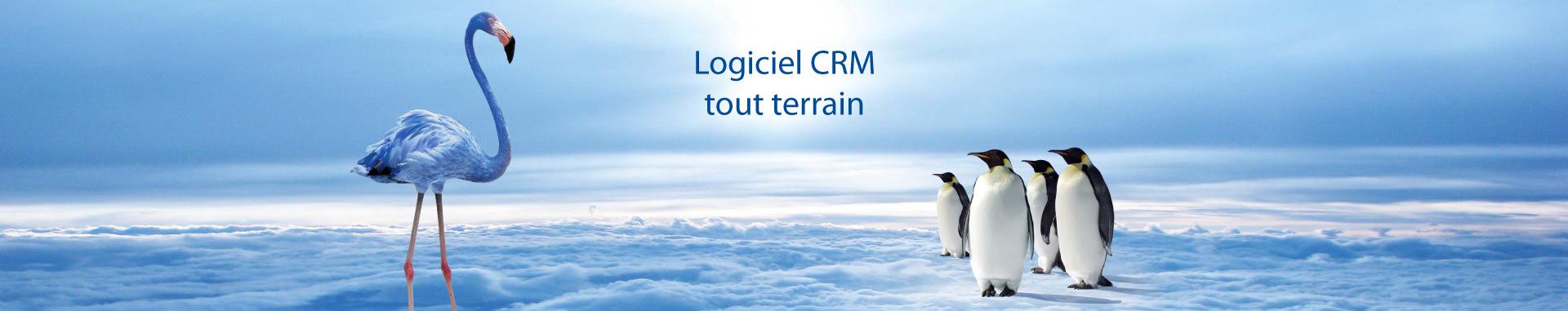 Logiciel CRM tout-terrain