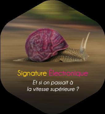 Fonction CRM de signature électronique de documents devis et contrats