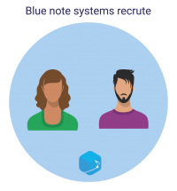 Blue note systems recrute un technico-commercial(e) sédentaire