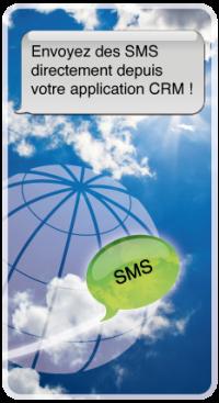 Plate-forme pour l'envoi de sms depuis votre application CRM