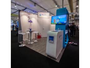 Installation du stand Stand Blue note systems sur le salon des nouvelles technologies de Strasbourg 2013Installation du stand Stand Blue note systems sur le salon des nouvelles technologies de Strasbourg 2014