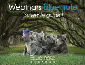 Blue note webinar CRM Sugar Sell