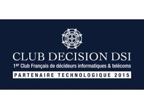 Blue note systems partenaire technologique 2015 club DSI