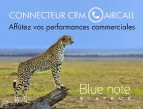 Connecteur CRM et Aircall : couplage CTI