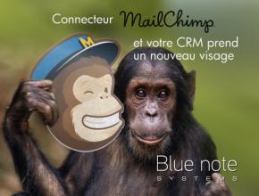 Connecteur MailChimp et votre CRM prend un nouveau visage !