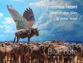 Connecteur CRM et Microsoft Teams : Donnez des ailes à votre Team !