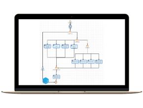 Aperçu détaillé d'un exemple de processus Workflow