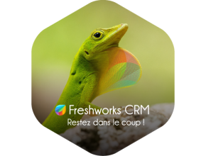 Freshworks CRM, restez dans le coup !