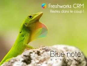 Restez dans le coup avec Freshworks CRM !