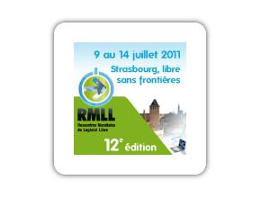 RMLL 2011 Strasbourg