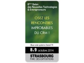 Salon TIC Strasbourg 2014 - Osez les rencontres improbables du CRM !