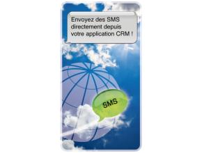Envoyez des SMS depuis le logiciel CRM