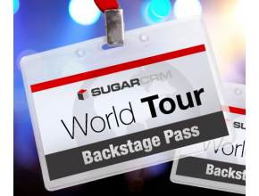 SugarCRM World tour 2013