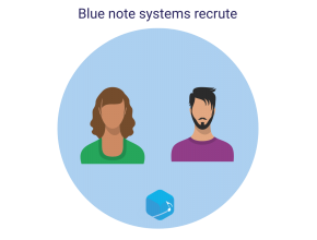 Blue note systems recrute un(e) technico-commercial(e) sédentaire