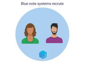 Blue note systems recrute un développeur PHP