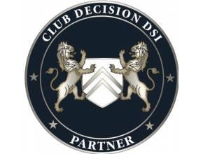Partenaire technologique du club decision DSI