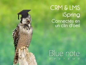 Connecteur logiciel de gestion de formation et LMS iSpring