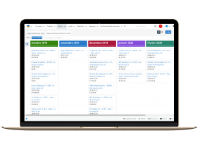 SugarCRM version 10.0 vue Kanban des affaires