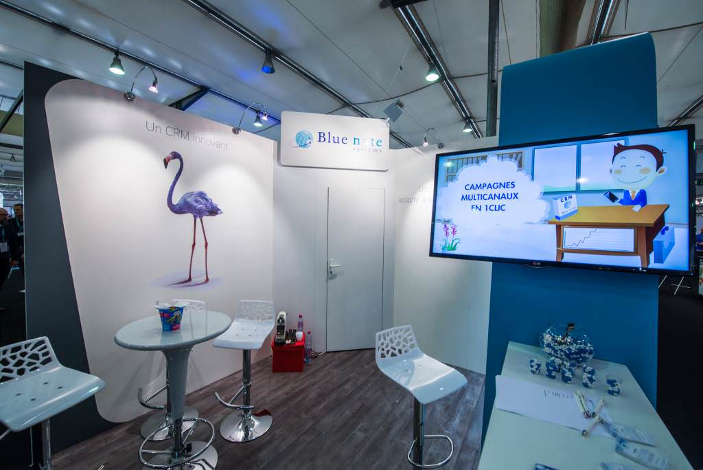 Blue note systems au salon i novia 2014 strasbourg for Salon crm